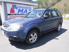 Used 2012 Subaru Forester 2.5X w/Alloy Wheel Value Pkg SUV in Littleton, NH