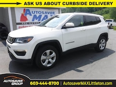 Used 2018 Jeep Compass Latitude 4x4 SUV in Littleton, NH