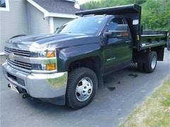 Used 2016 Chevrolet Silverado 3500HD Chassis WT Truck Regular Cab in Littleton, NH