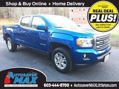 Used 2019 GMC Canyon SLE Truck Crew Cab in Littleton, NH