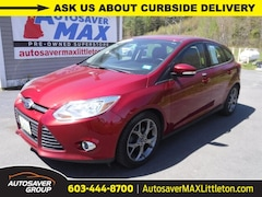 Used 2014 Ford Focus SE Hatchback in Littleton, NH