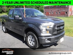 Used 2015 Ford F-150 Truck SuperCab Styleside in Littleton, NH