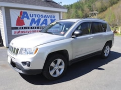 Used 2013 Jeep Compass Latitude 4x4 SUV in Littleton, NH