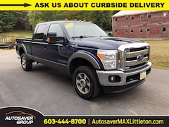 Used 2011 Ford F-350 Truck Crew Cab in Littleton, NH