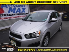 Used 2015 Chevrolet Sonic LT Auto Sedan in Littleton, NH