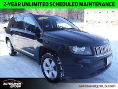 Used 2015 Jeep Compass Sport FWD SUV in Littleton, NH