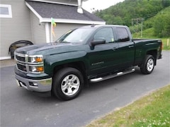 Used 2015 Chevrolet Silverado 1500 LT Truck Double Cab in Littleton, NH