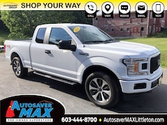 Used 2019 Ford F-150 Truck SuperCab Styleside in Littleton, NH