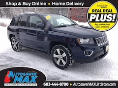 Used 2017 Jeep Compass Latitude 4x4 SUV in Littleton, NH