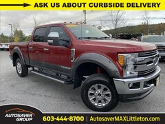 Used 2017 Ford F-250 Truck Crew Cab in Littleton, NH