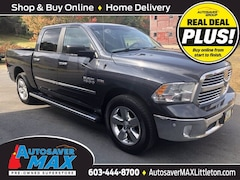 Used 2016 Ram 1500 Big Horn Truck Crew Cab in Littleton, NH