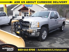 Used 2011 Chevrolet Silverado 2500HD LT Truck Extended Cab in Littleton, NH
