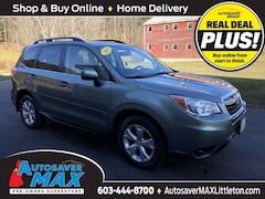 Used 2015 Subaru Forester 2.5i Limited (CVT) SUV in Littleton, NH