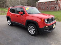 Used 2016 Jeep Renegade Latitude 4x4 SUV in Littleton, NH