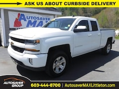 Used 2016 Chevrolet Silverado 1500 LT Truck Double Cab in Littleton, NH