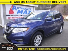 Used 2017 Nissan Rogue SV SUV in Littleton, NH