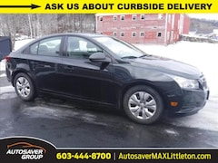 Used 2013 Chevrolet Cruze LS Auto Sedan in Littleton, NH