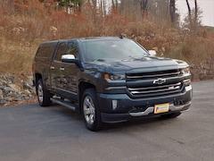 Used 2017 Chevrolet Silverado 1500 LTZ Truck Double Cab in Littleton, NH