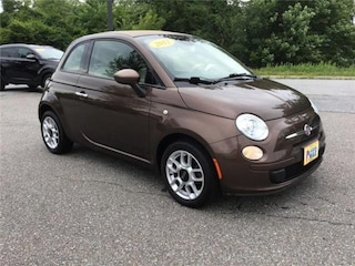 Used 2012 FIAT 500c Pop Convertible in South Burlington, VT