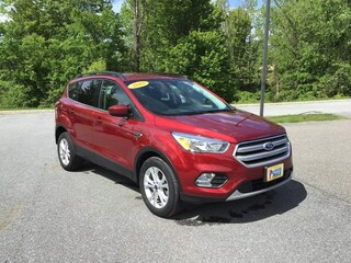 Used 2018 Ford Escape SE SUV in South Burlington, VT