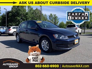 Used 2016 Volkswagen Golf TSI Hatchback in South Burlington, VT