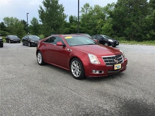 Used 2011 CADILLAC CTS Performance Coupe in South Burlington, VT