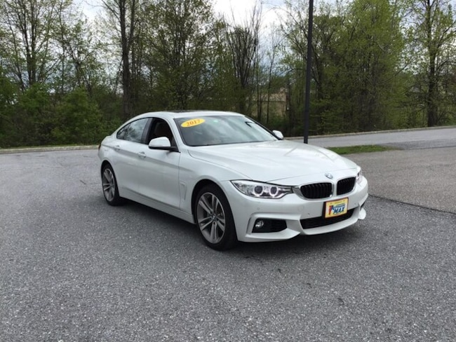 Used 2017 BMW 440i xDrive Gran Coupe Littleton, NH