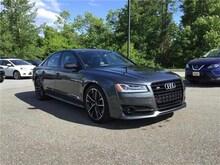 2016 Audi S8 4.0T Plus Sedan