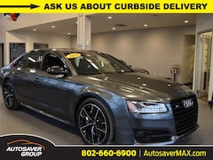 2016 Audi S8 4.0T Plus Sedan For Sale in Derby