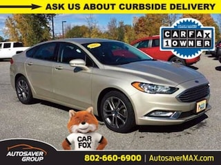 Used 2017 Ford Fusion SE Sedan in South Burlington, VT
