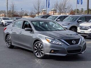 Used 2018 Nissan Altima 2.5 S Sedan in South Burlington, VT