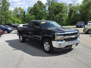 Used 2016 Chevrolet Silverado 1500 LT Truck Double Cab in South Burlington, VT