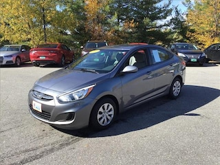 Used 2017 Hyundai Accent SE Sedan in South Burlington, VT