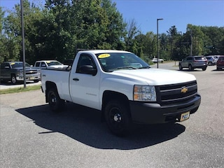 Used 2013 Chevrolet Silverado 1500 WT Truck Regular Cab in South Burlington, VT