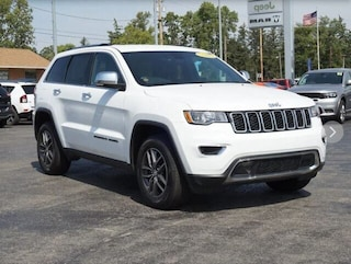 Used 2017 Jeep Grand Cherokee Limited 4x4 SUV in South Burlington, VT