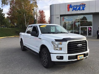Used 2016 Ford F-150 Truck SuperCrew Cab in South Burlington, VT