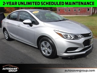 Used 2017 Chevrolet Cruze LS Manual Sedan in South Burlington, VT