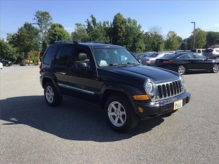 Used 2006 Jeep Liberty Limited Edition SUV in South Burlington, VT
