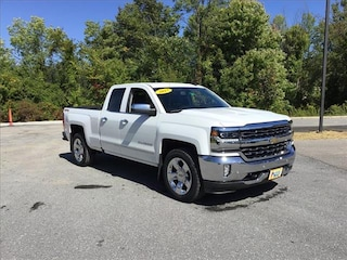 Used 2017 Chevrolet Silverado 1500 LTZ Truck Double Cab in South Burlington, VT