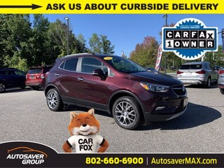 Used 2018 Buick Encore Sport Touring SUV in South Burlington, VT