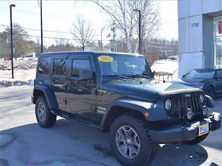 Used 2011 Jeep Wrangler Unlimited Sport SUV in South Burlington, VT