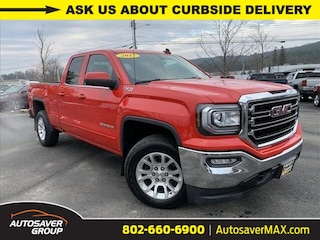 Used 2017 GMC Sierra 1500 SLE Truck Double Cab in South Burlington, VT