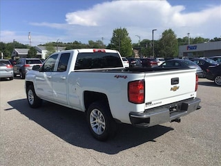 Used 2015 Chevrolet Silverado 1500 LT Truck Double Cab in South Burlington, VT