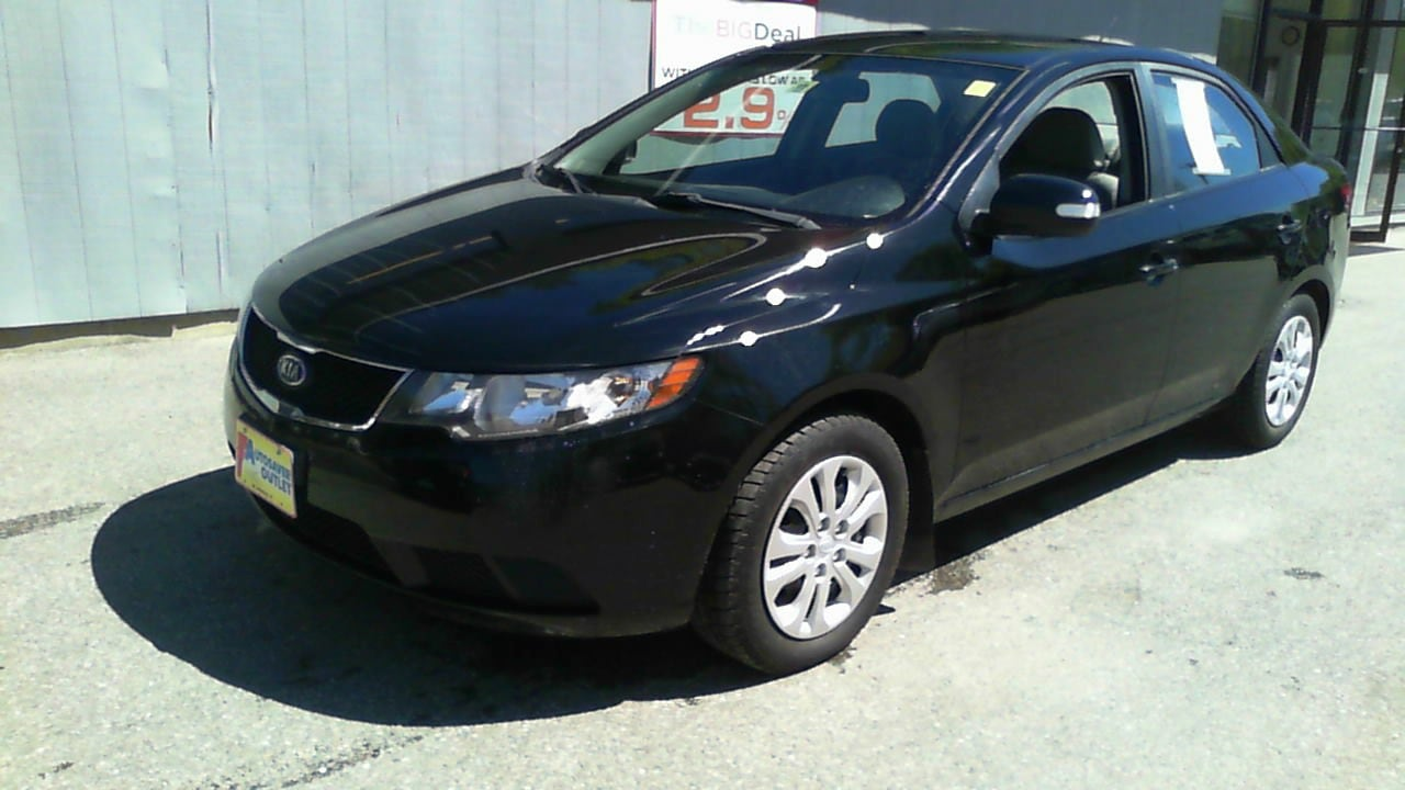 Used 2010 Kia Forte EX Sedan In St. Johnsbury, VT