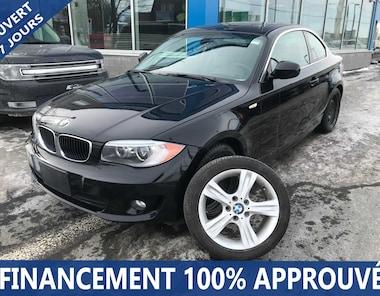 2012 BMW 128i **65$/SEM*FINANCEMENT 100% APPROUVÉ** Coupe