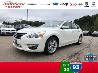 Used 2015 Nissan Altima 2.5 SV Sedan in Tilton, NH