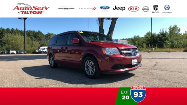 2016 Dodge Grand Caravan SE Minivan/Van in Tilton