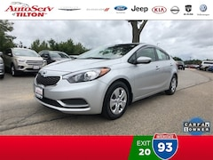Used 2016 Kia Forte LX Sedan in Belmont, NH