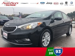 Used 2015 Kia Forte EX Sedan in Belmont, NH