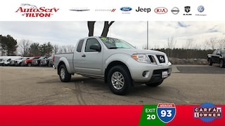 Used 2017 Nissan Frontier SV Truck in Tilton, NH